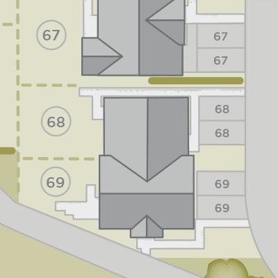 Plot 68, House Type 85, Culloden West