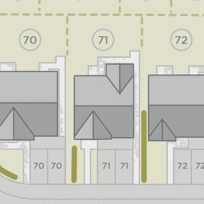 Plot 71, House Type 110, Culloden West