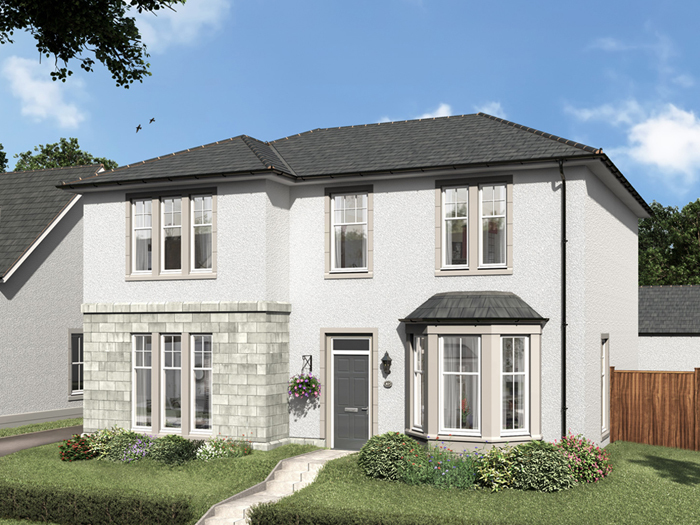 Plot 1912 house type 52 victorian dubford scotia homes - Types of victorian homes ...