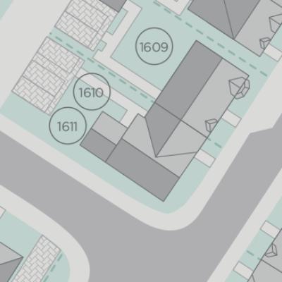 Plot 1610, Apartment Type 10 Vernacular, Dubford