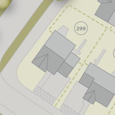 Plot 299, Torridon, Hamilton Gardens