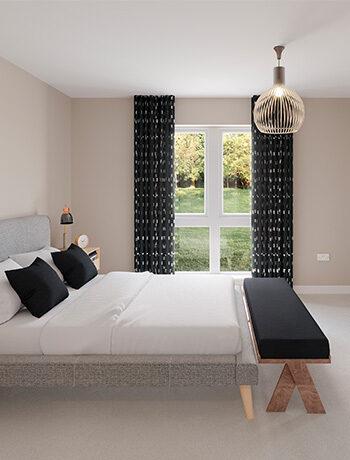 Knockhall HT51 350x460 bedroom