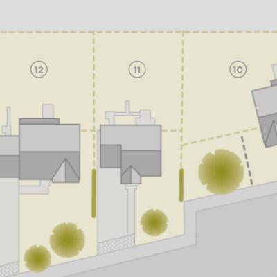 Plot 11, House Type 46N, Knockhall