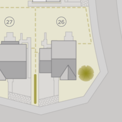 Plot 26, House Type 49N, Knockhall