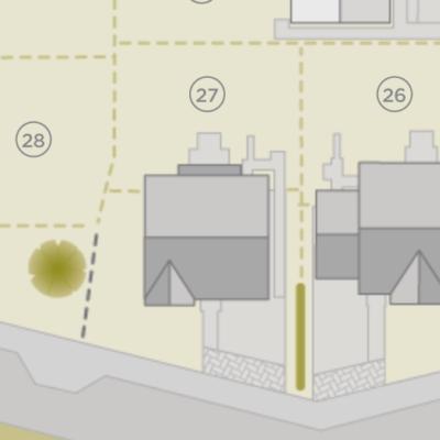 Plot 27, House Type 50N, Knockhall