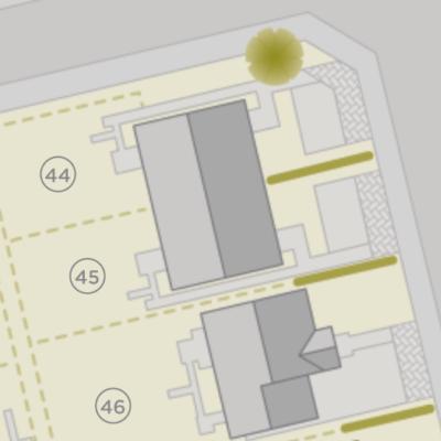 Plot 45, House Type 43N, Knockhall
