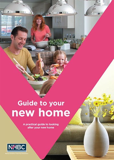 Guide to your new home