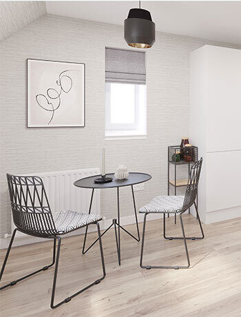 The Mews AT50 dining 350x460