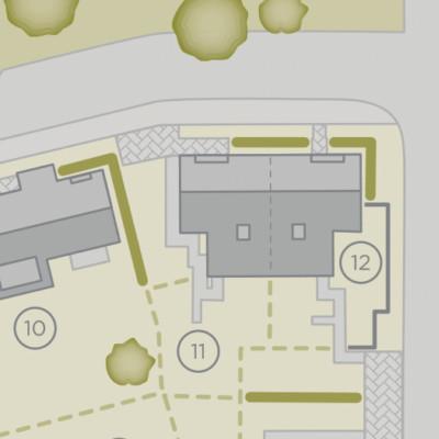 Plot 11, Paired House, Foveran Village
