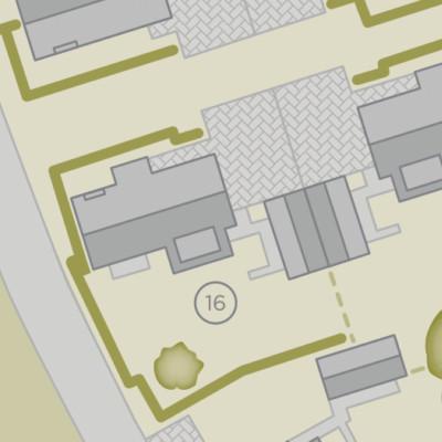 Plot 16, Gardener, Foveran Village