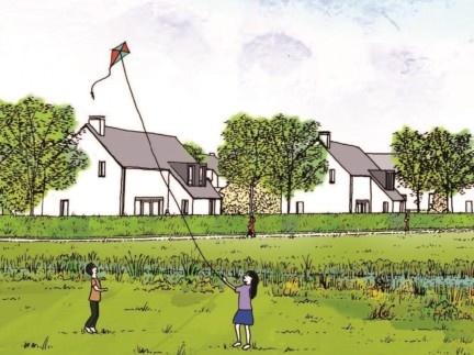 Highwood, Croy Planning Application