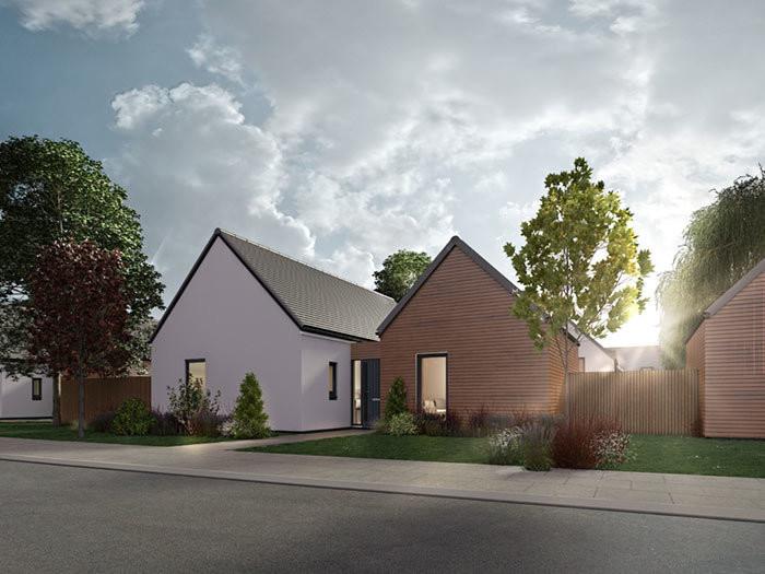 Courtyard Cottage, Brechin West