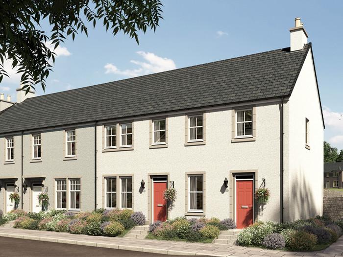 Apartment Type 3 Vernacular, Dubford