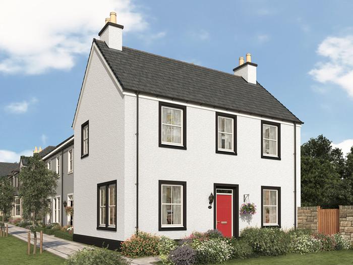 House Type 11 Vernacular, Dubford