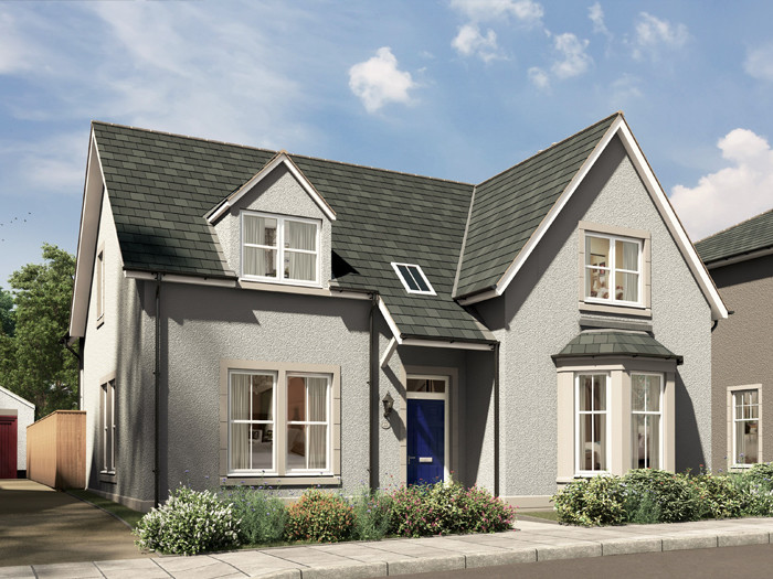 House Type 21 Vernacular, Dubford