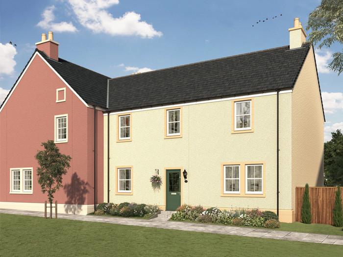 House Type 36 Vernacular, Dubford