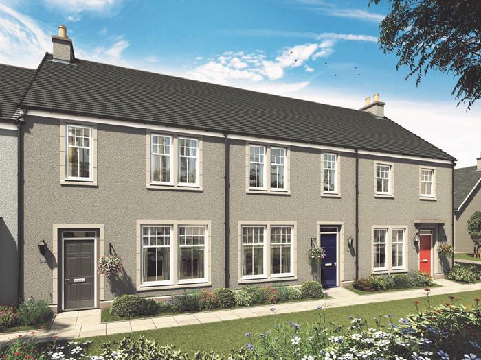 House Type 5 Victorian, Dubford
